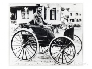 first-american-automobile-designed-and-built-by-charles-and-frank-duryea-1893