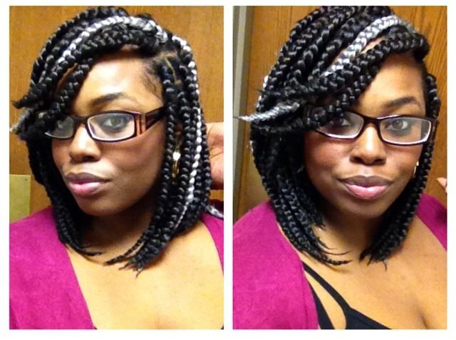Hair Alert: Box bob braids are back!!! - Online