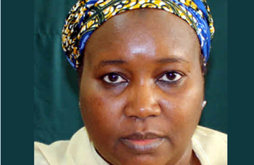 Amina Zakari, Acting Chairman, Independent National Electoral Commission
