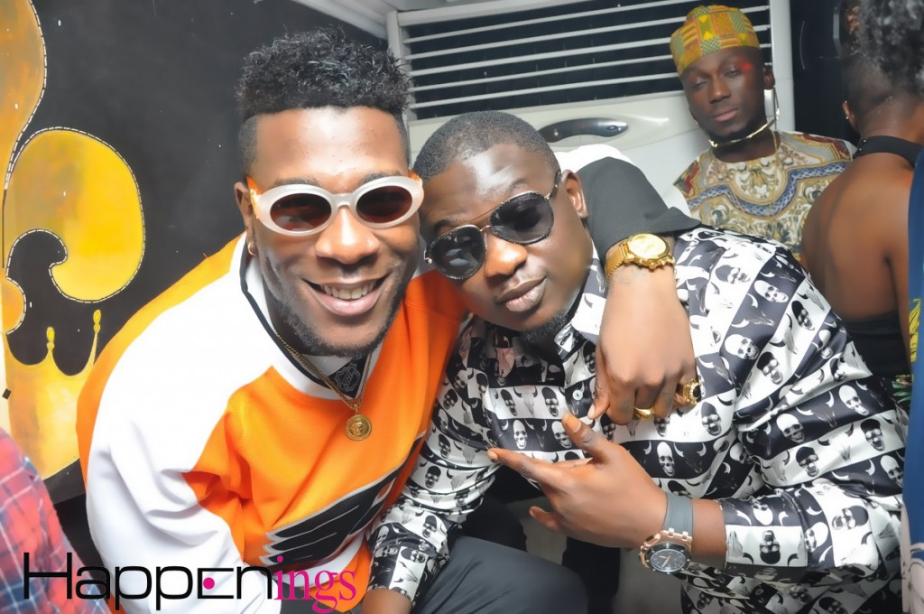 Burna Boy & Wande Coal aka Black Diamond