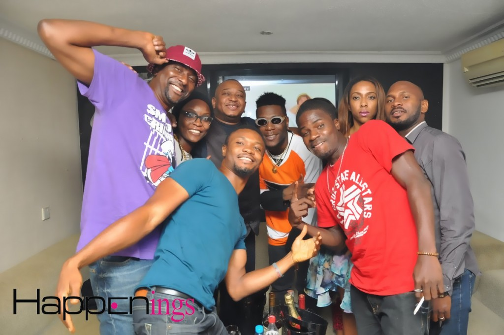 Burna Boy's BIRTHDAY 13