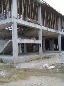 Calabar National Sports Festival Facilities Inspects buildings