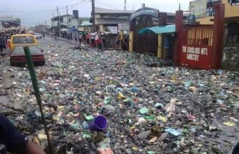 Lagos Dirtiest City in the World