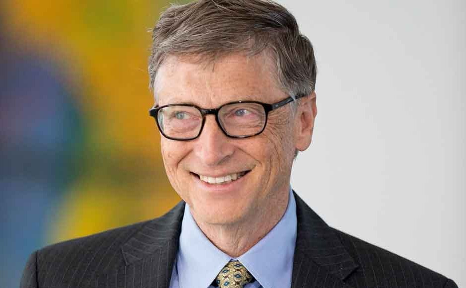 keeping up with bill gates Bill gates says this book is 'one of the most important' he's ever read time caught up with gates to talk about what makes the book — and rosling — so special.