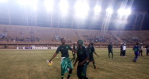 Golden Eaglets celebrates