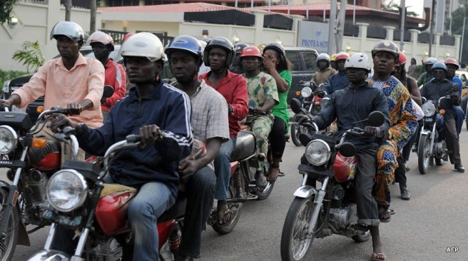Image result for motorcycle in nigeria