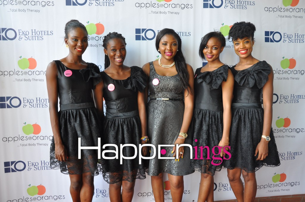 Ushers at the event