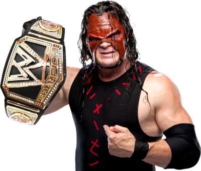 Wwe_masked_kane_with_wwe_championship_by_htn4ever-d5z6wgx
