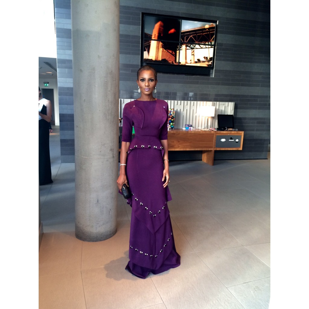 10 absolutely stunning red carpet moments of true queen- Agbani Darego