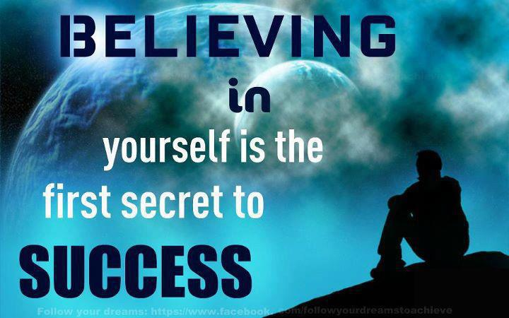 Believe In Yourself 2 Online Entertainment And Lifestyle Magazine