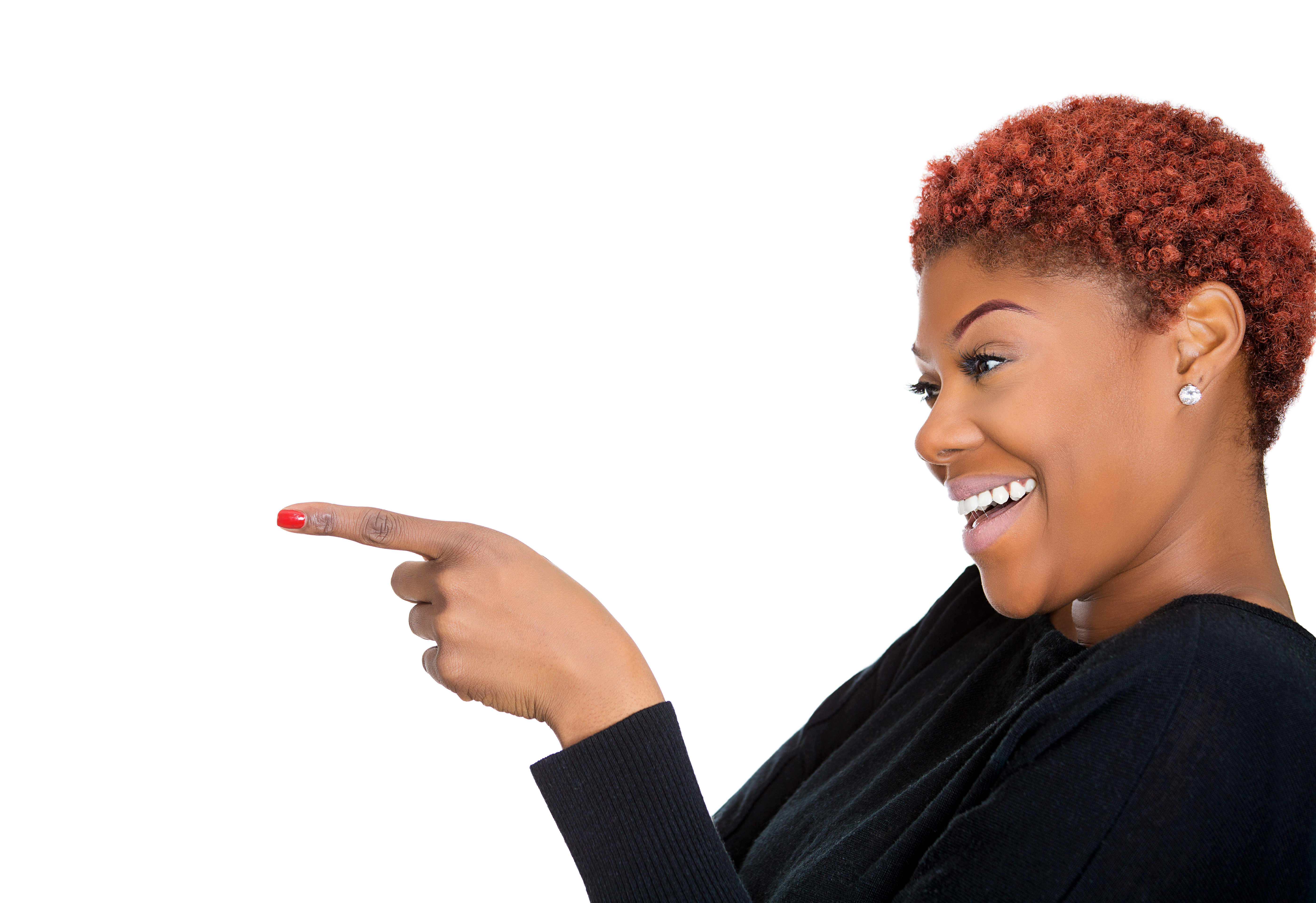 black-woman-pointing-to-the-side