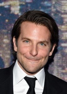 Bradley Cooper attends SNL 40th Anniversary Celebration at Rockefeller Plaza in New York, on February 15, 2015 Getty (AFP) photo:  Larry Busacca