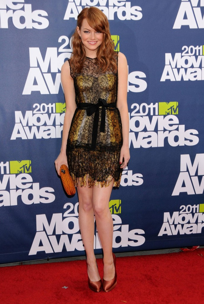 10 heart stopping dresses Emma Stone wore on the red