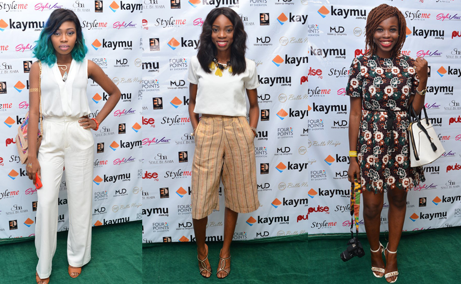 Nigerian Fashion Bloggers Dish Out Style Tips At The Kaymu Fashion Hangout Online