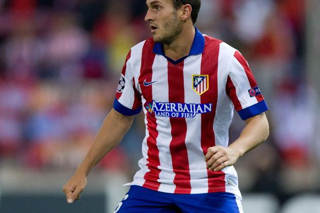 Koke was one of the heroes of Matchday 3 when he scored once and assisted on three other goals in a 5-0 win at home to Malmo.