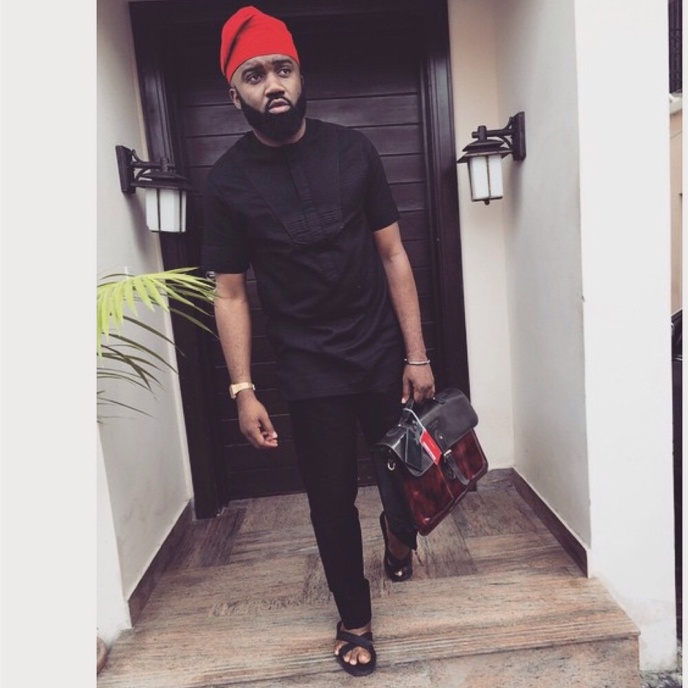 We Asked They Answered Noble Igwe Is The King Of Fashion