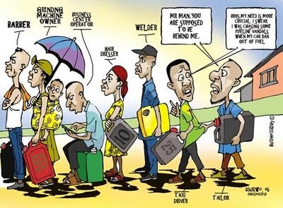 nigerians cartoon