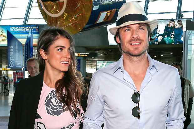 Watch nikki reed shares romantic wedding video with ian somerhalder nikki reed and ian somerhalder are the definition of relationshipgoals junglespirit Gallery