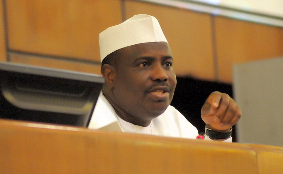 Speaker, House of Representatives, Tambuwal